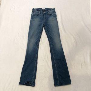Hudson | Love Midrise Bootcut Jeans Sz 26